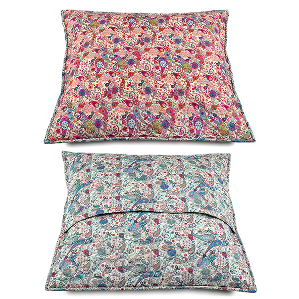 LIBERTY LONDON HOME DECOR LIBERTY FABRIC CUSHION