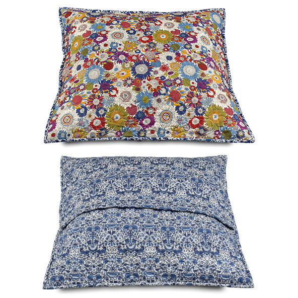 LIBERTY LONDON WEDDING COVERS THROW GIFT AN ANT