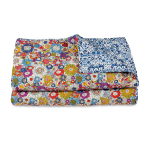 LUXURY LIBERTY FABRICS QUILTS AND CUSHIONS AN ANT