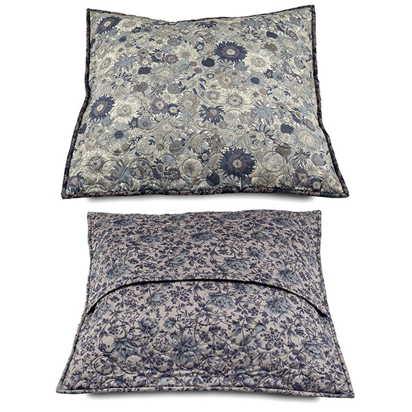 CUSHIONS AND BEDSPREADS LIBERTY LONDON FABRICS AN ANT