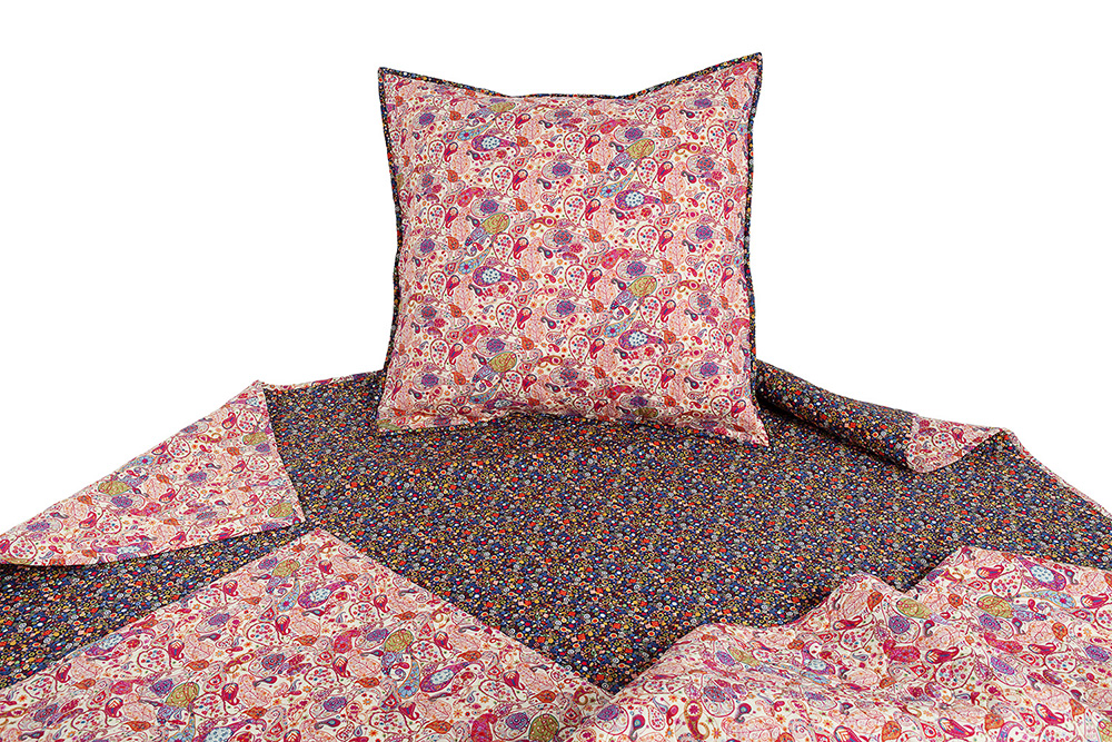 QUILT MOON 78 LibertyFabrics London SMALL 133cmX150cm