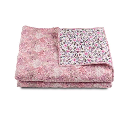 Moon90 anant liberty fabrics throw